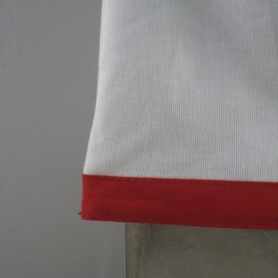 Gant Blanc en Coton CBCS.