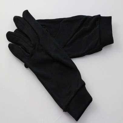 Sous gant de soie pour toutes les mains.