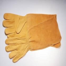 Gant de jardinage spécial épineux pour protection avant bras.
