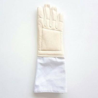 Gant Blanc en Coton pour enfants.