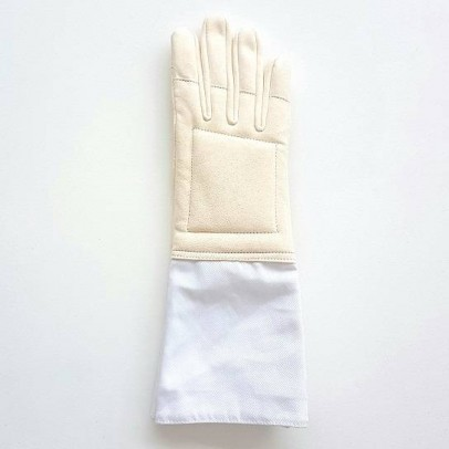 gants d'escrime droitier gaucher